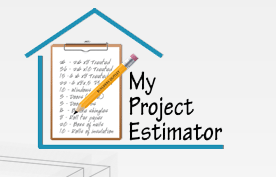 Home project estimator